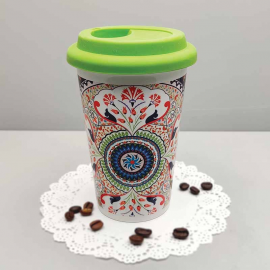 Turkish Fervor cafe mug