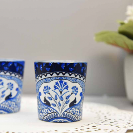 Pristine Turkish candle votives