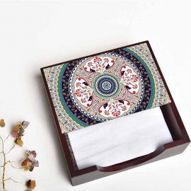 Turkish Fervor Napkin Box