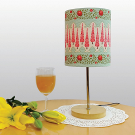 Babur Charbagh Inspired Table Lamp